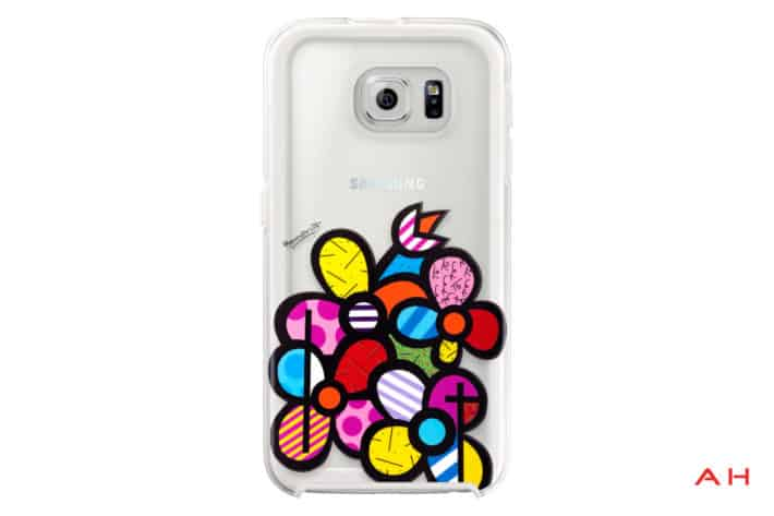 Samsung Partners With Pop Artist Romero Britto For Galaxy S6/Galaxy S6 Edge Accessories