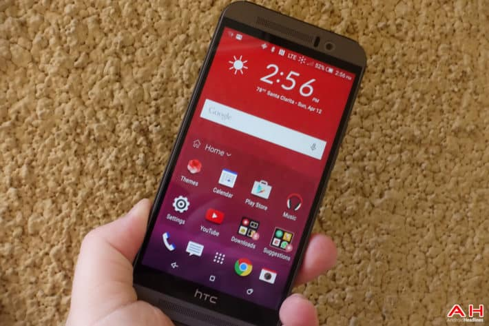 HTC One M9 Makes its Way into Canada