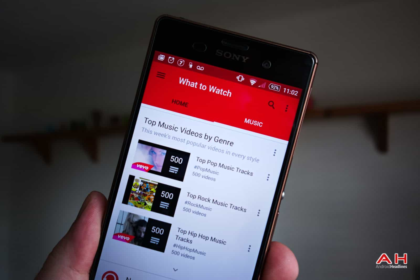 AH YouTube Music Key-1