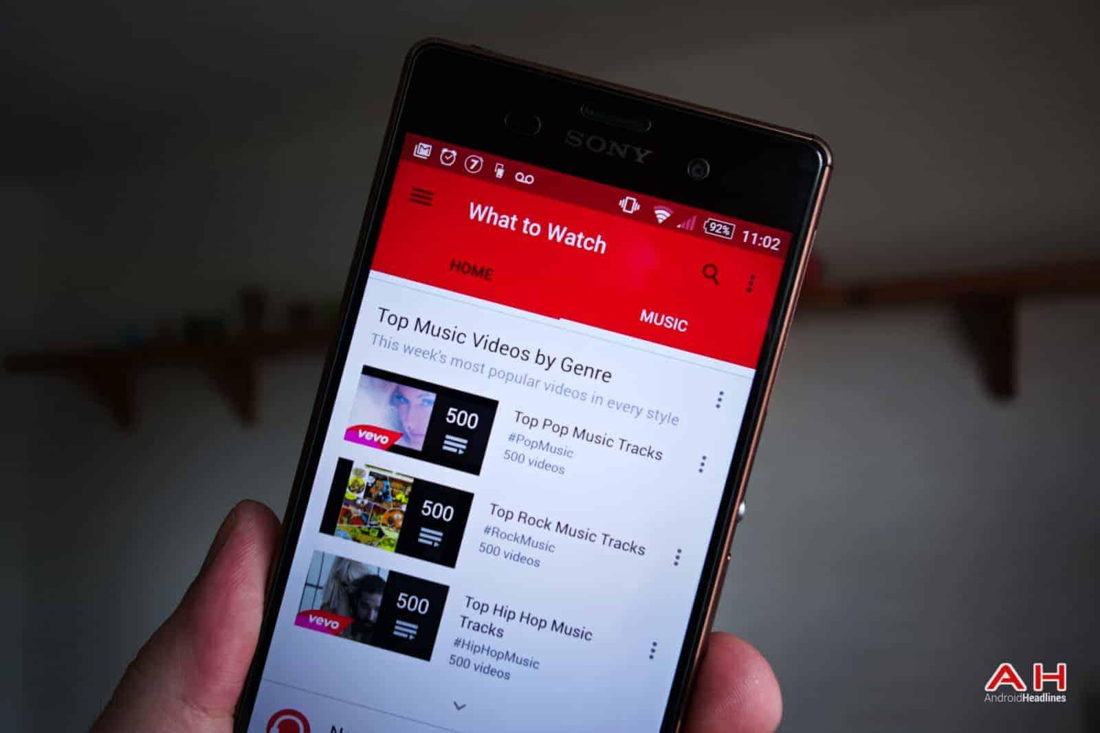 AH YouTube Music Key-1