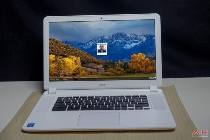 Acer Chromebook 15 AH 12