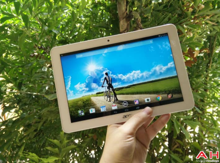 Featured Review: Acer Iconia Tab 10