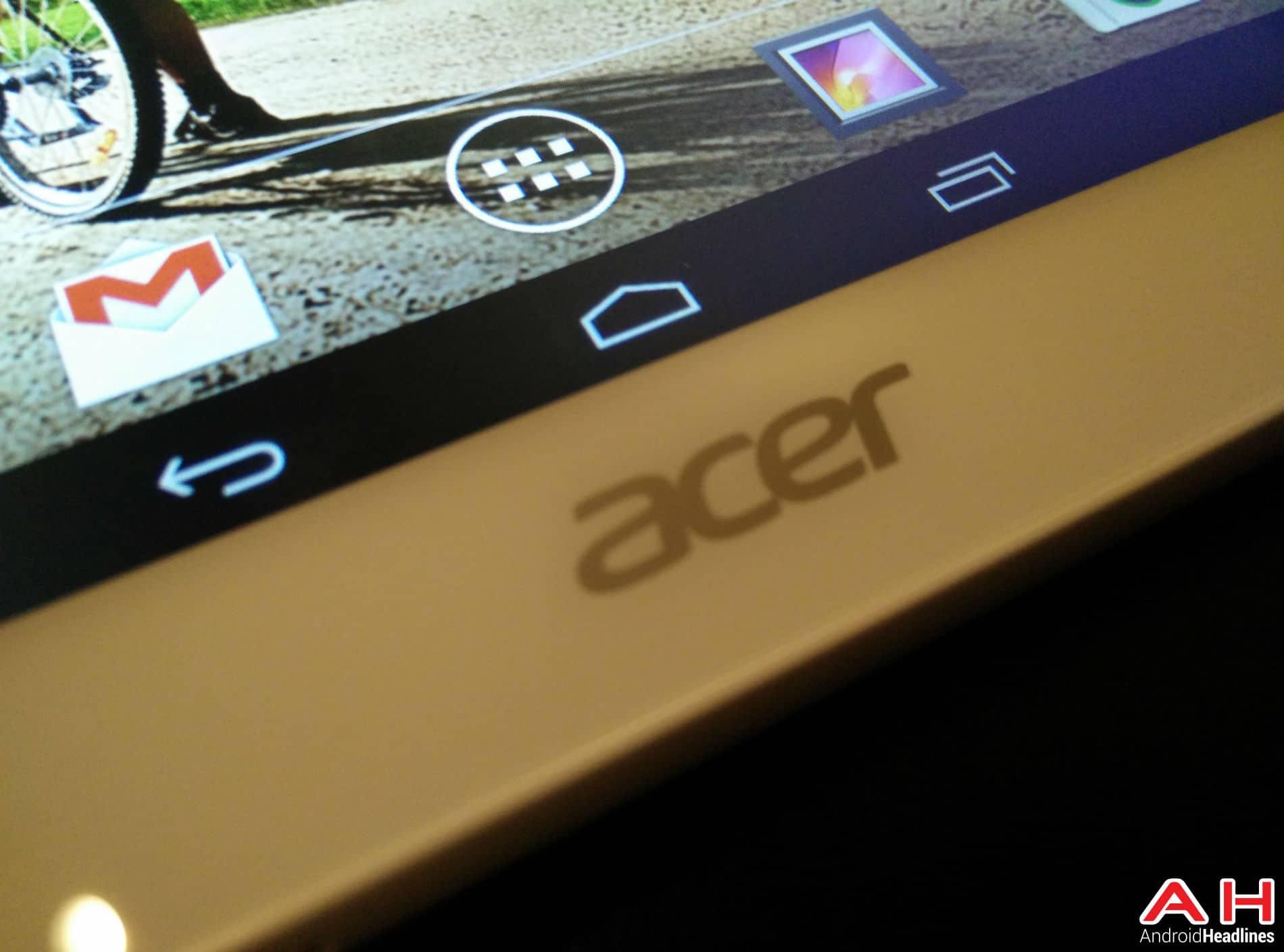 Acer Iconia Tab 10 AH Logo