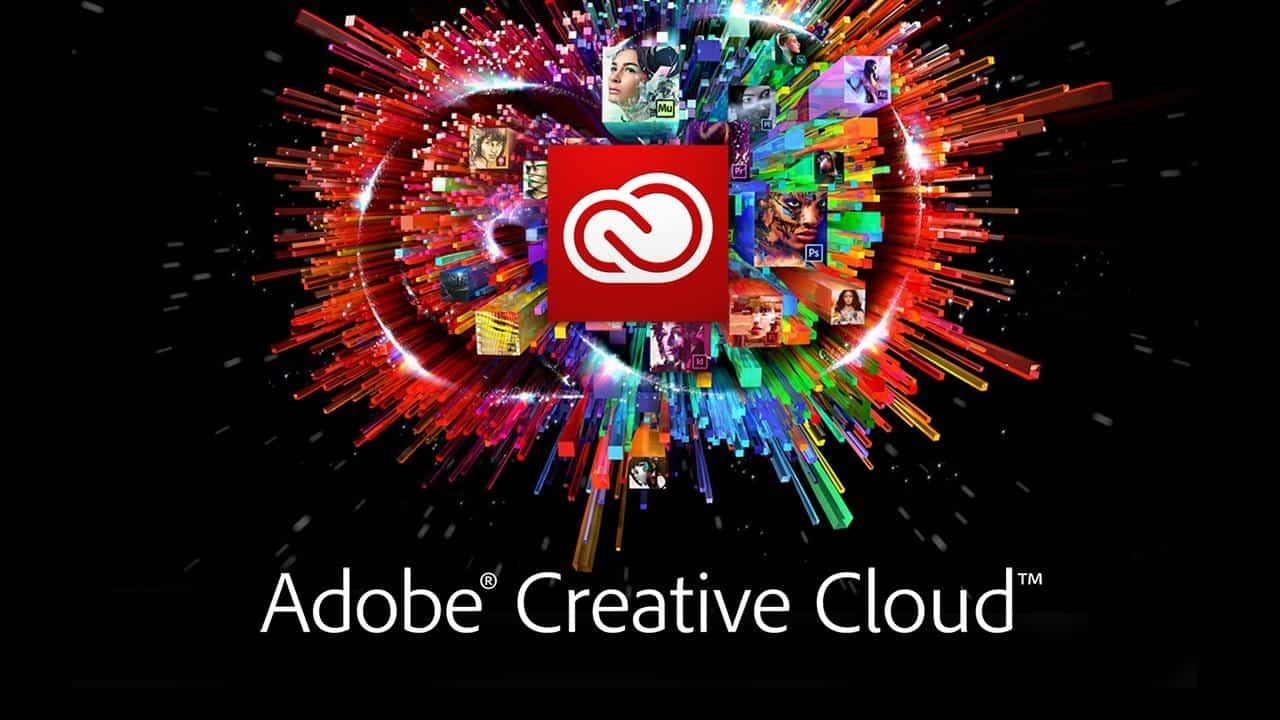 Adobe Creative Cloud Logo KK