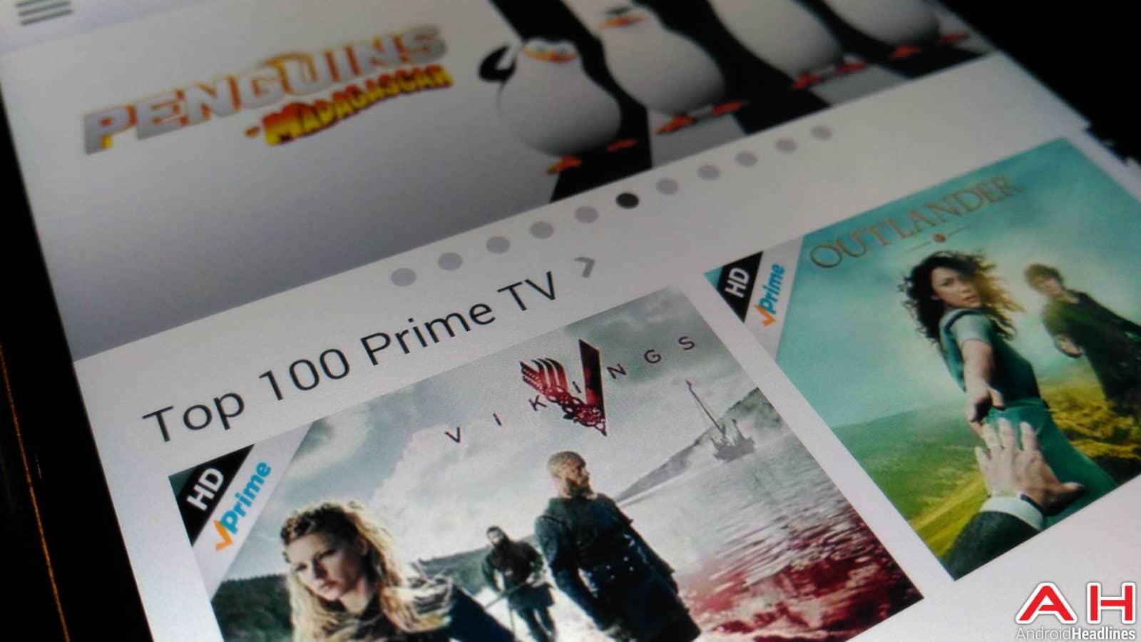 Amazon Instant Video AH
