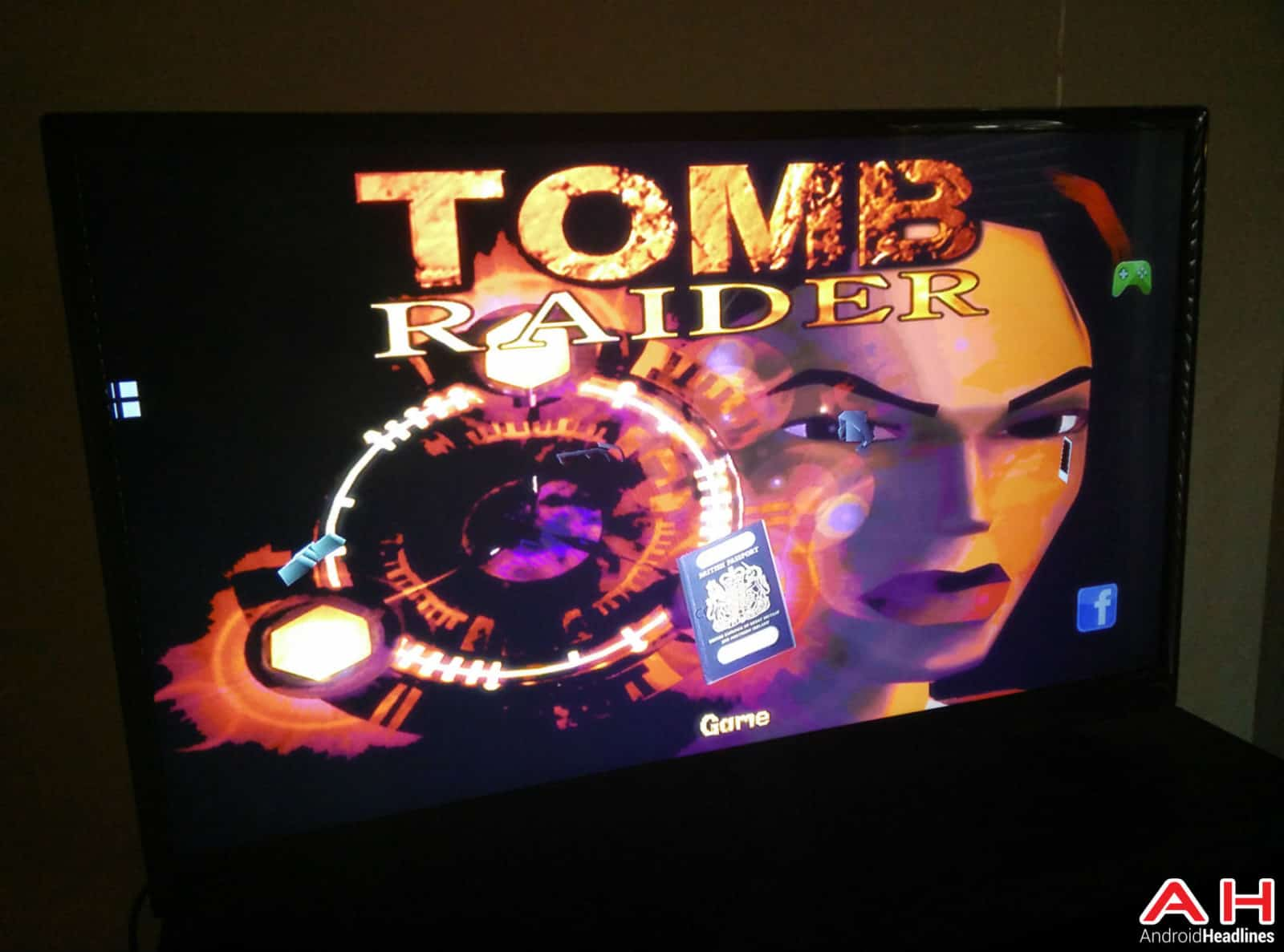 Android TV Tomb Raider AH4