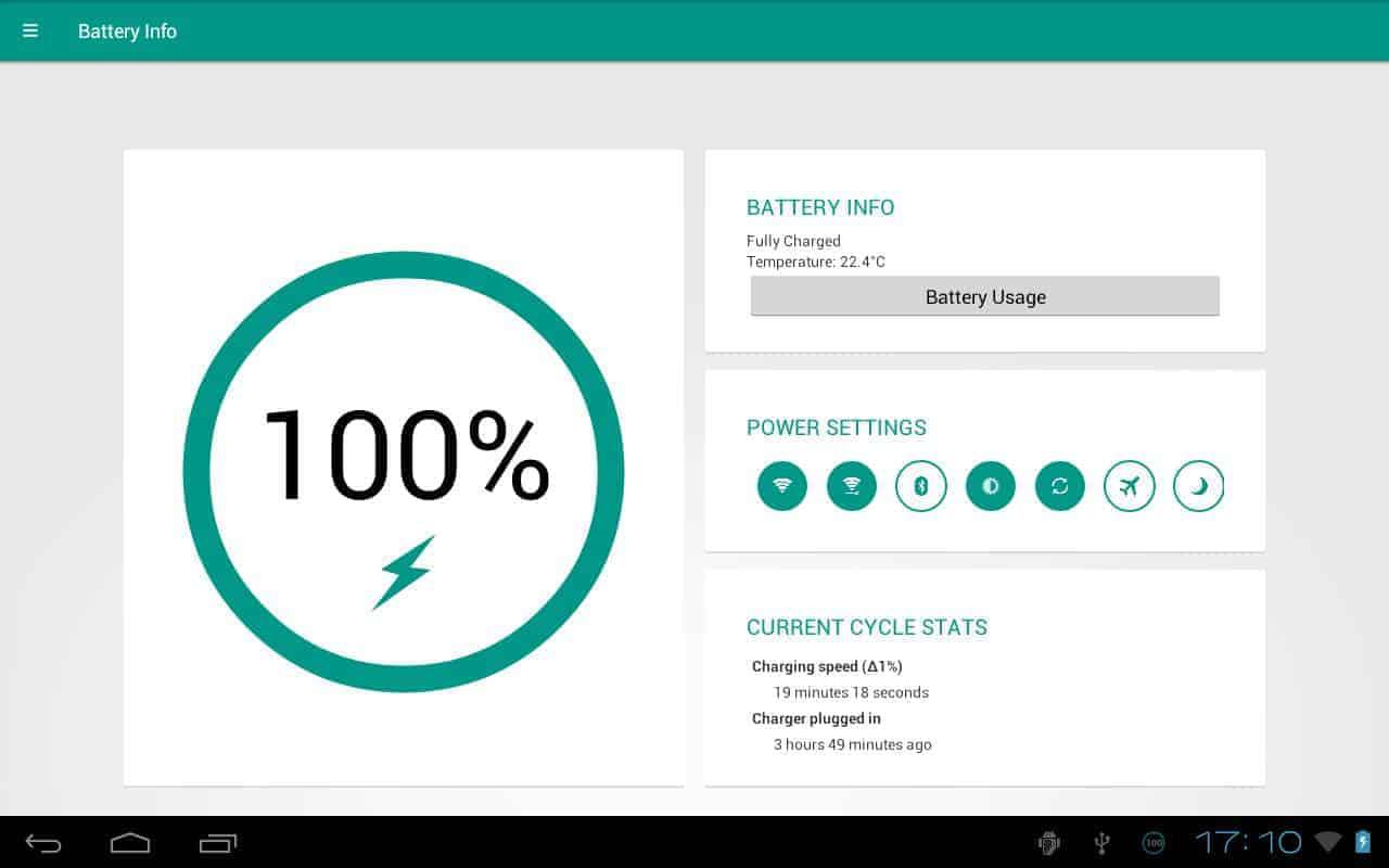Battery Reborn