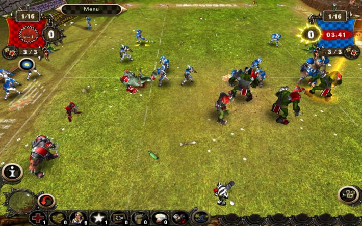 Android Game Of The Week: Blood Bowl