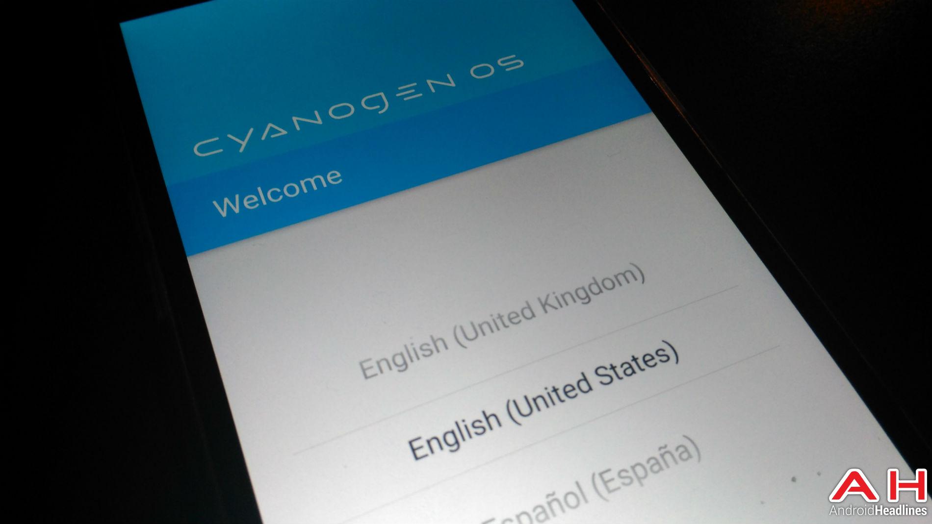 Cyanogen OS 12 AH 2