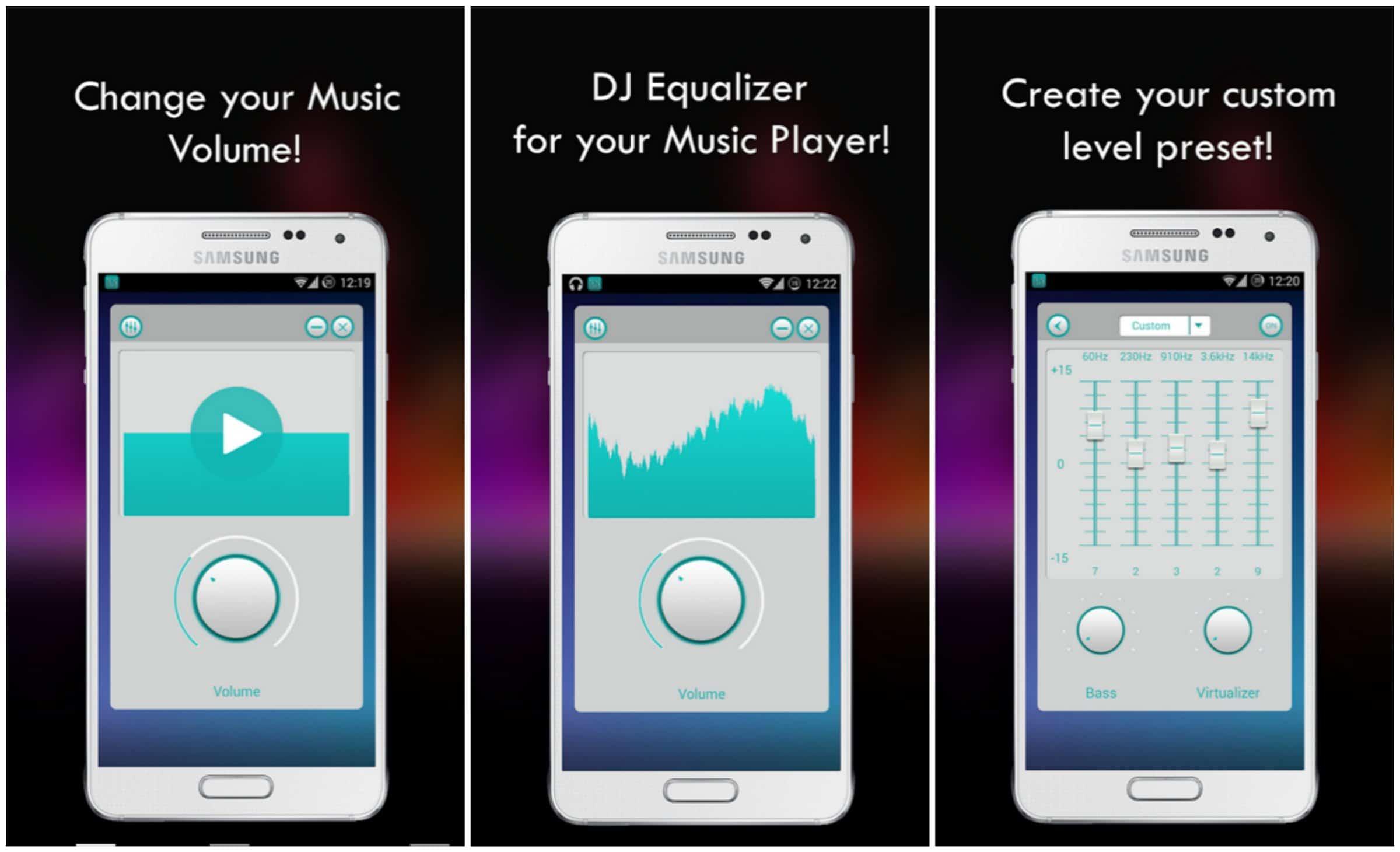 DJ Music EQ