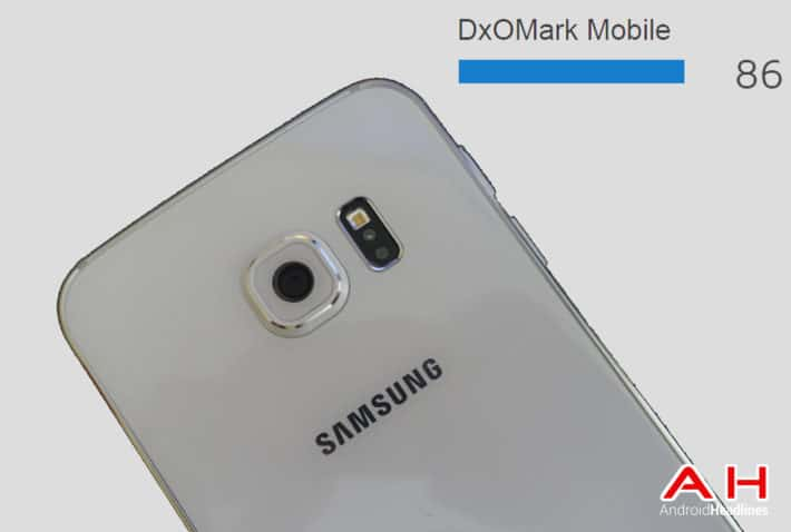 DxOMark: Samsung Galaxy S6 Edge has the 'Edge' Over Other Smartphone Cameras