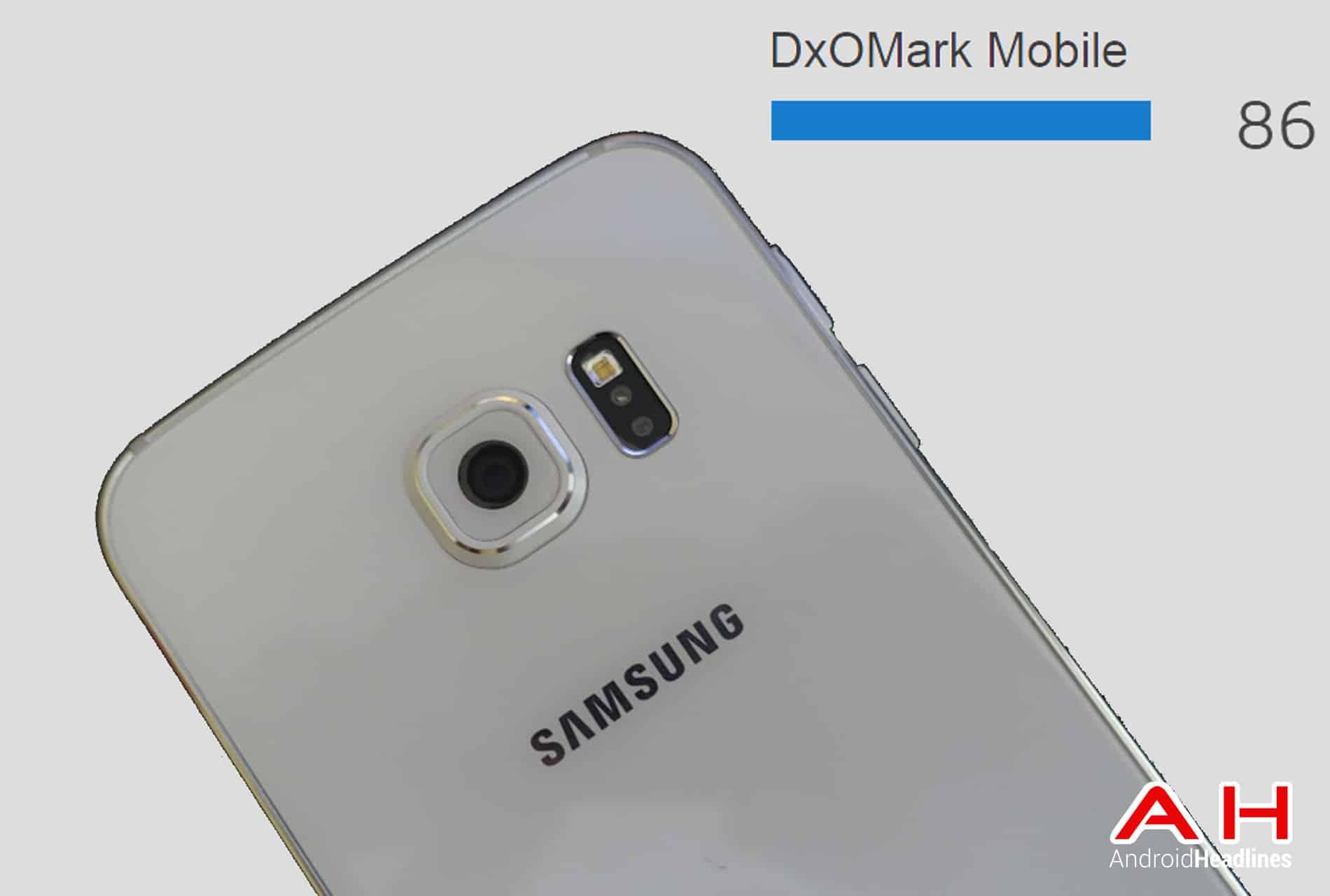 DxOMark S6 Edge Camera Mark cam 2 AH