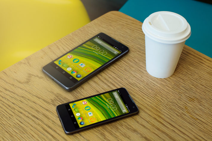 EE Launches the Harrier and Harrier Mini to Offer Affordable 4G Option to UK