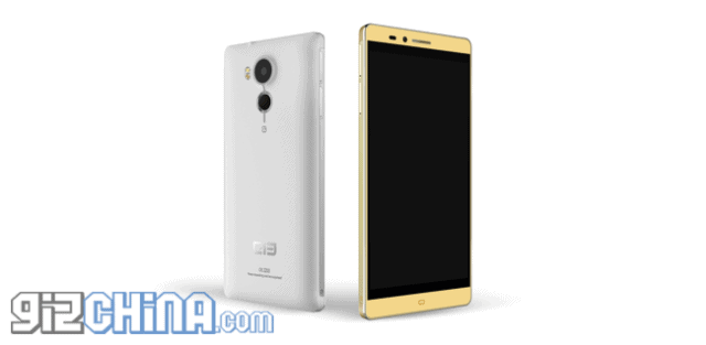 Elephones 2015 2K flagship official render GizChina 2