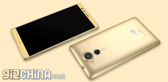 Elephones 2015 2K flagship official render GizChina 4