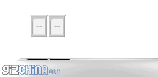 Elephones 2015 2K flagship official render GizChina 6