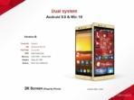 Elephones upcoming 2015 flagship version B