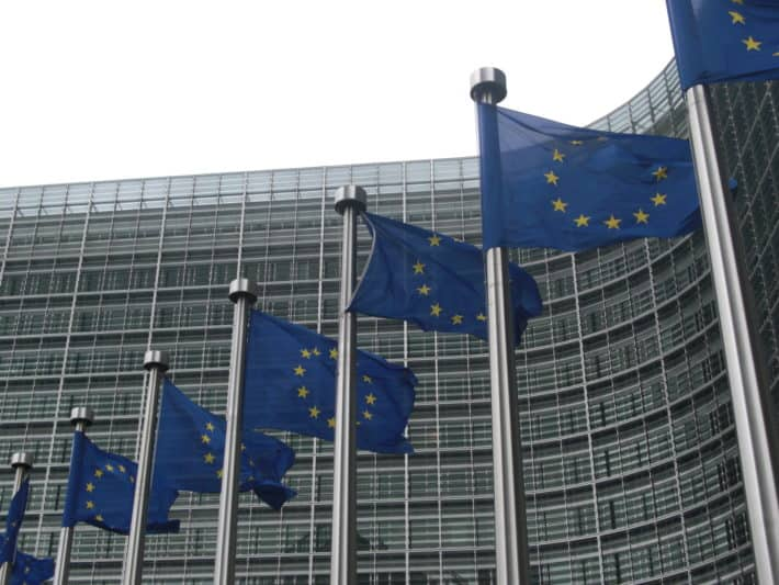 European Union planning tougher regulation for 'hit list' of big tech firms