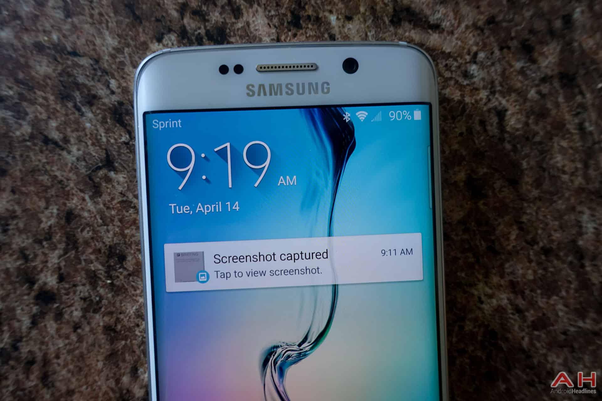 Galaxy S6 Edge AH 1