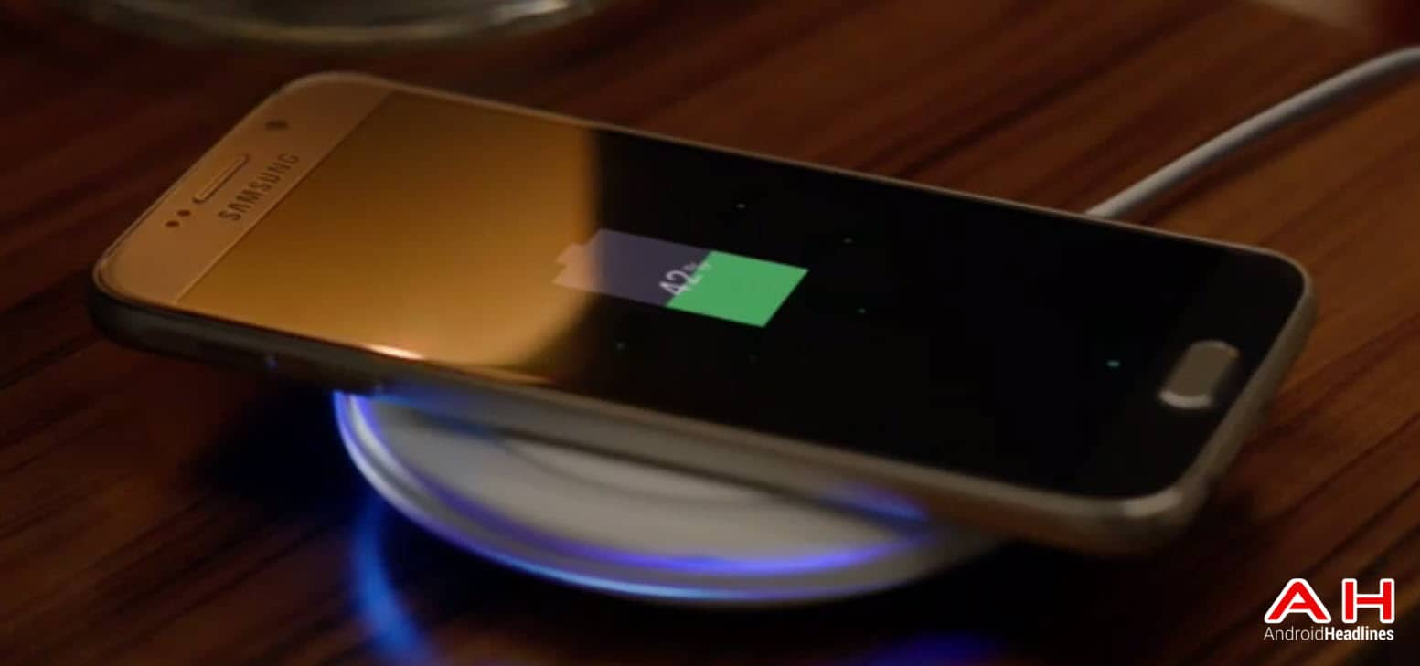 Galaxy S6 Wireless Charging cam AH