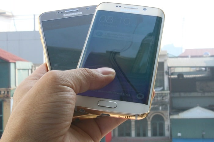 Gold-plated Galaxy S6 and S6 Edge_1