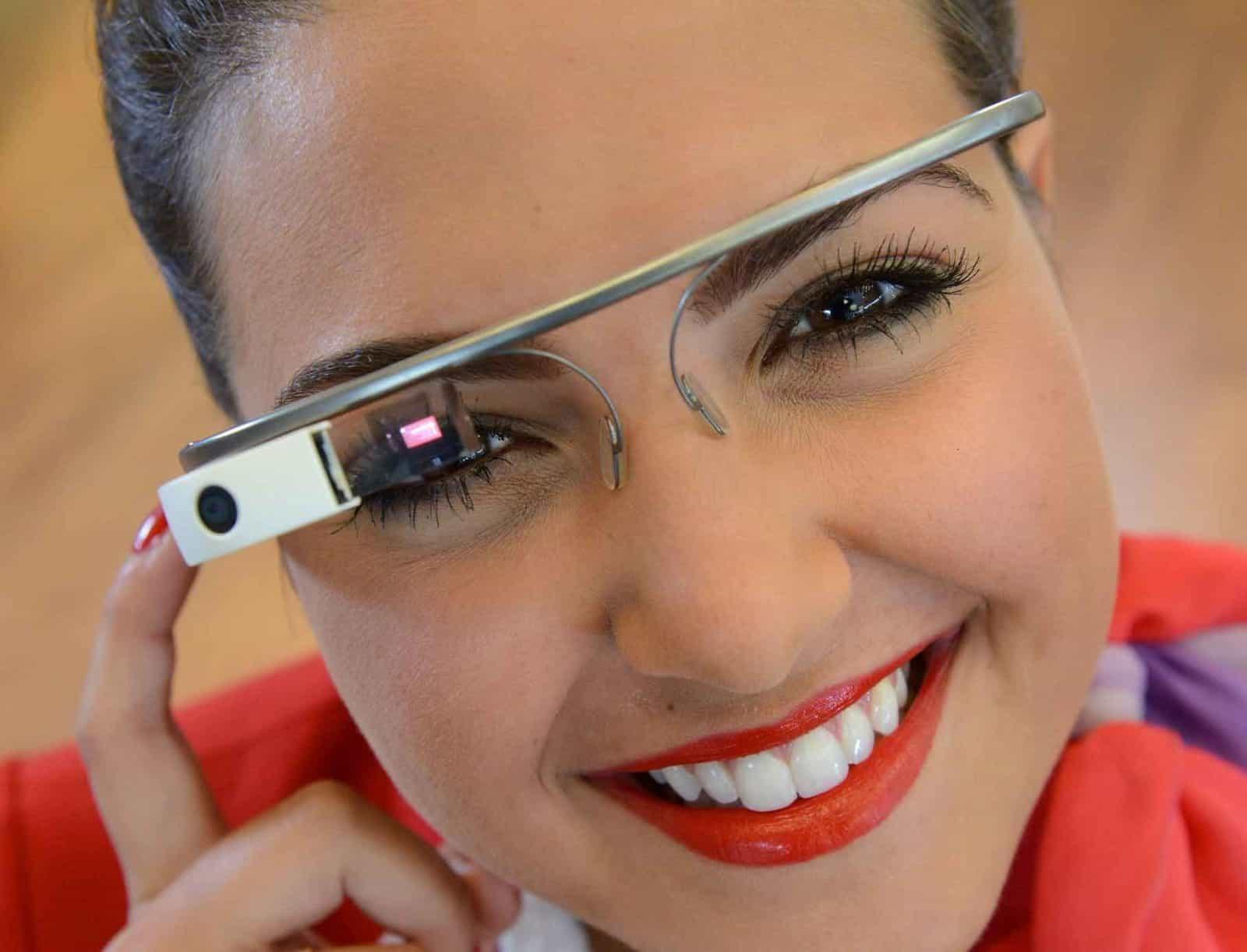 Google Glass KK