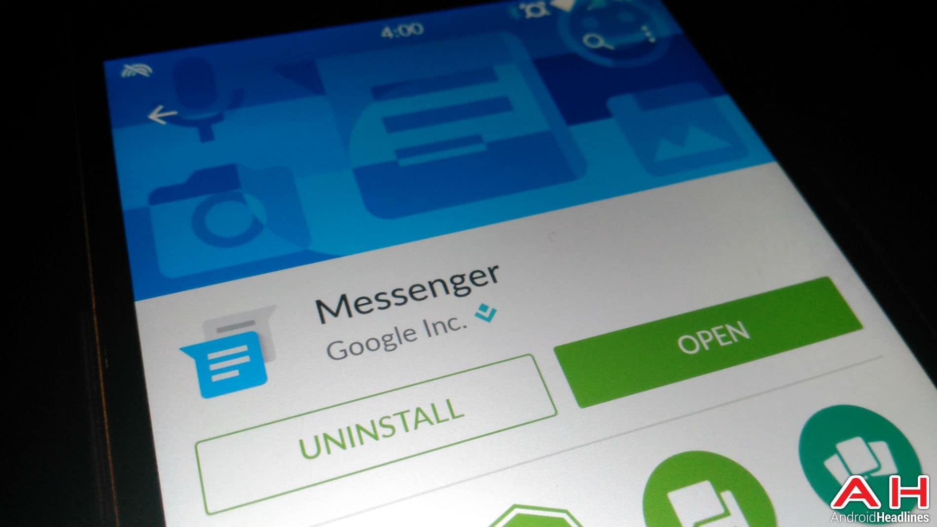 Google Messenger AH
