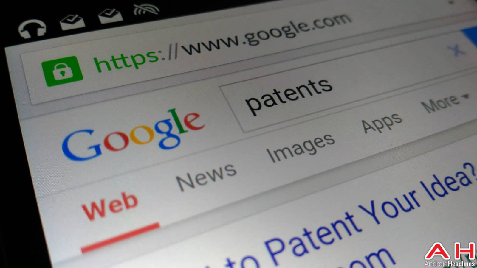 Google Patents AH