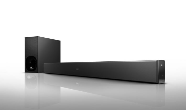 Sony's Google Cast Ready Soundbars, Speakers, And Receivers Get Pricing And Release Dates