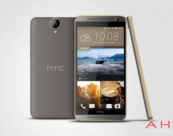 HTC One E9 11