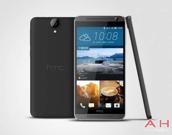 HTC One E9 21