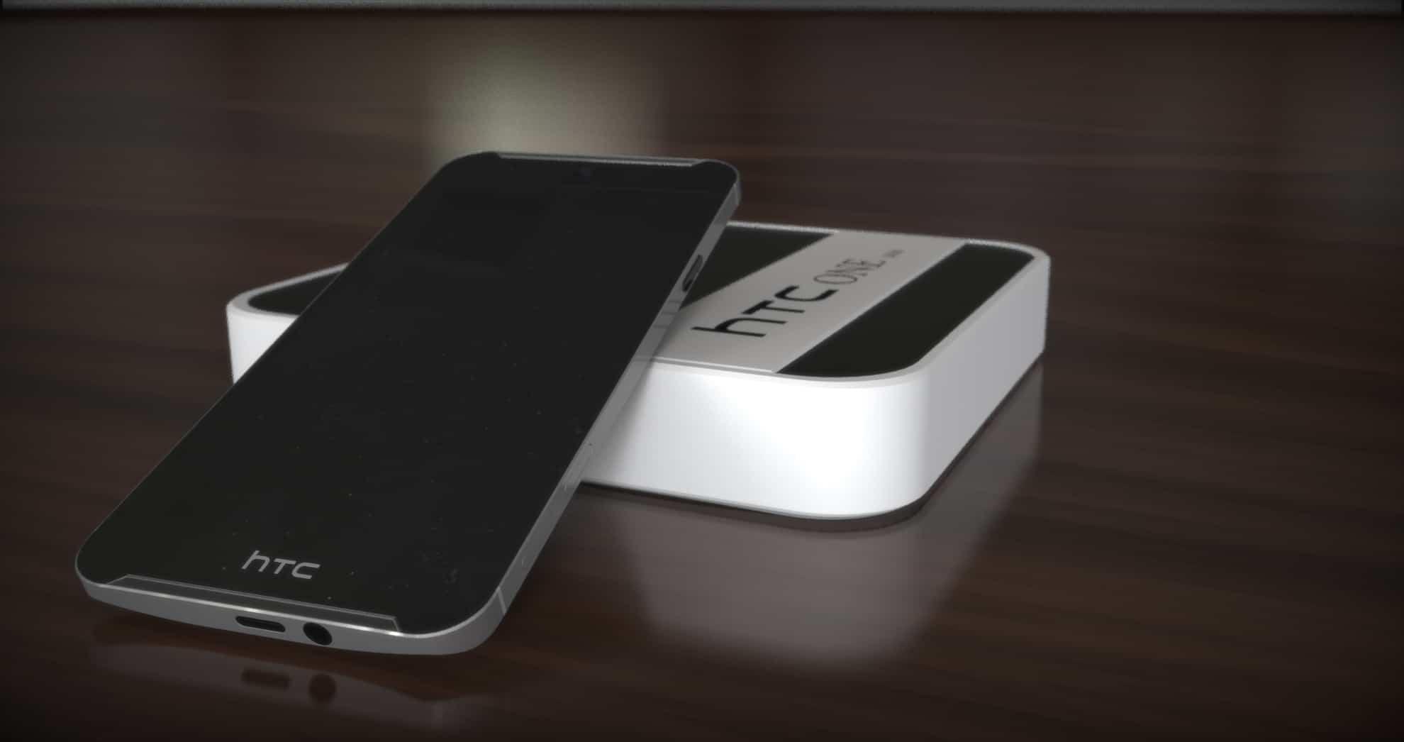 HTC One M10 Render