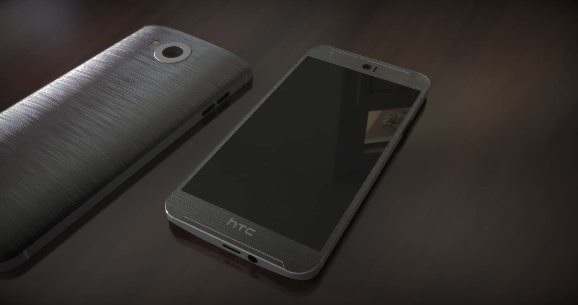 HTC One M10 Render3