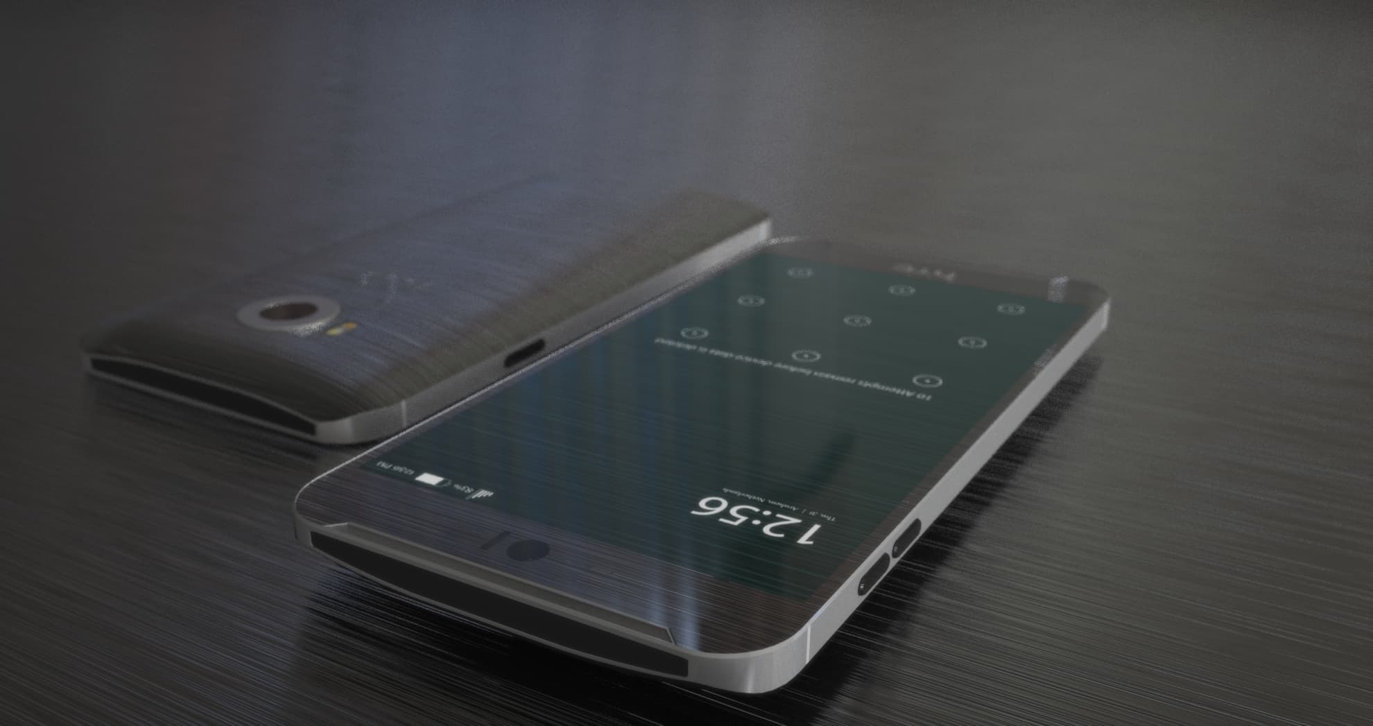 HTC One M10 Render6
