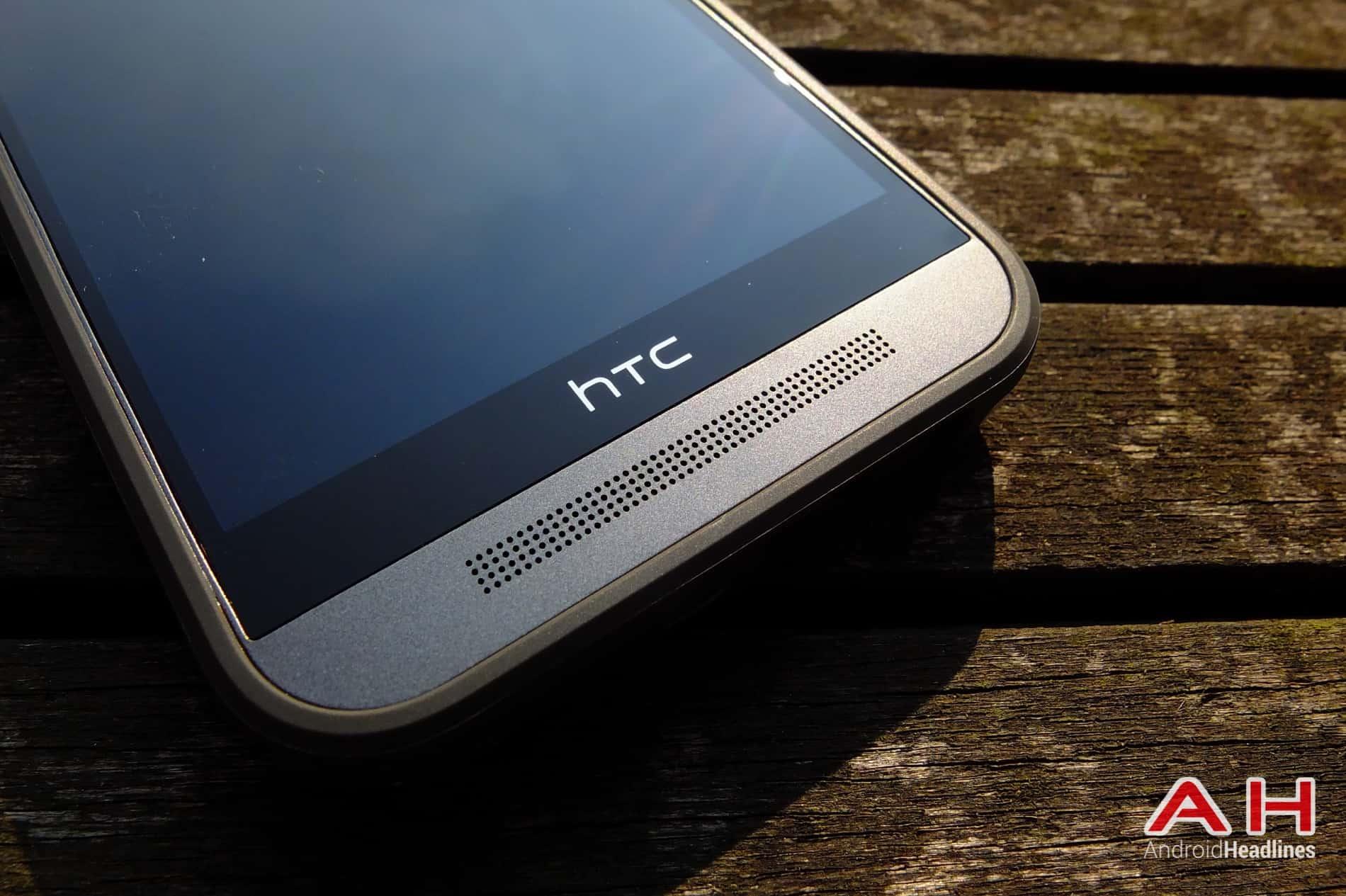 HTC One M9 Clear Case AH 02