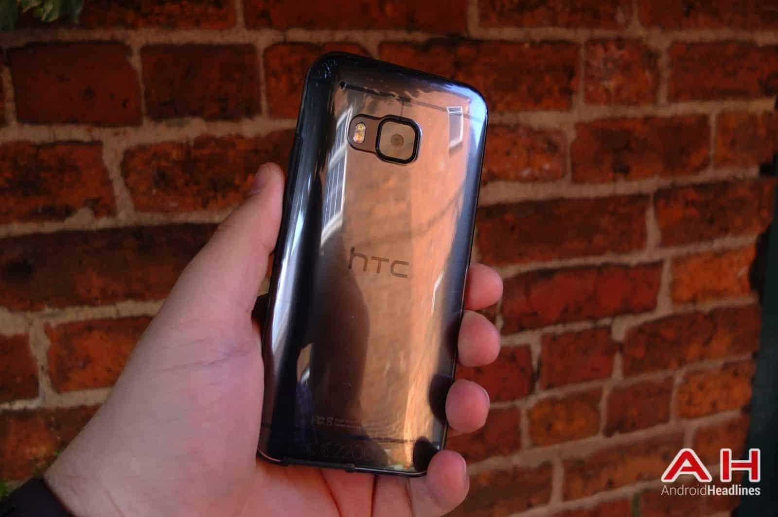 HTC One M9 Clear Case AH 07