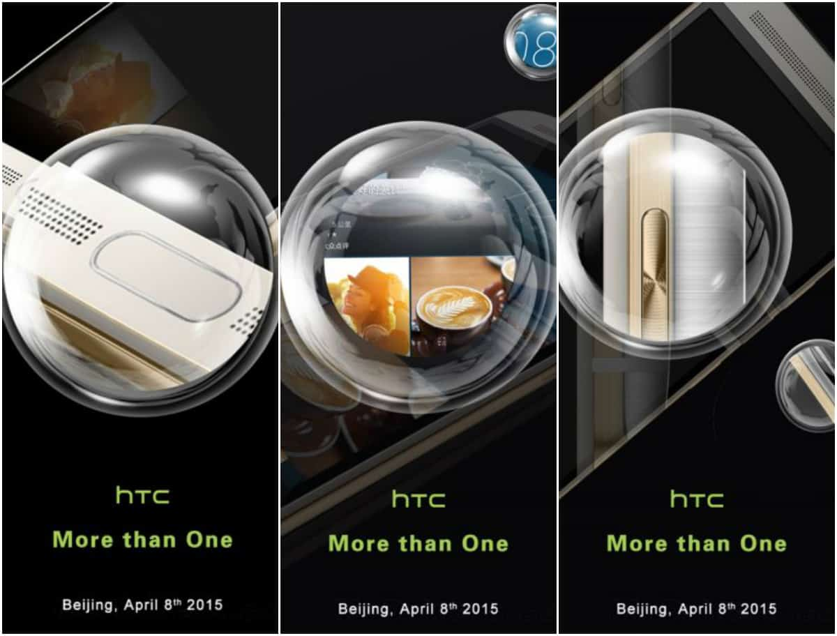 HTC One M9 Plus teasers