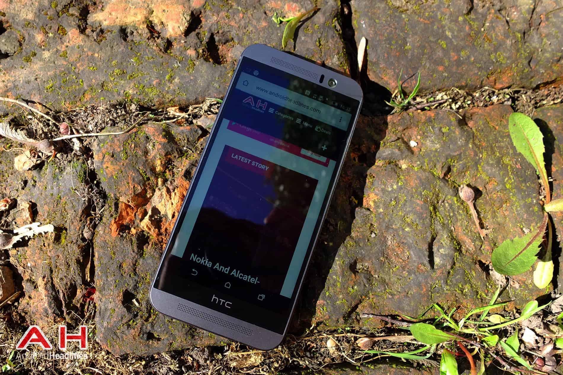 HTC One M9 TD AH 10