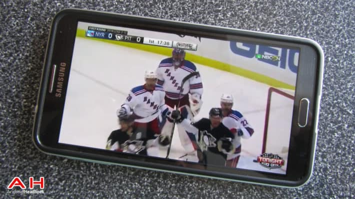 Periscope and Meerkat Live Streaming of NHL Games is Banned