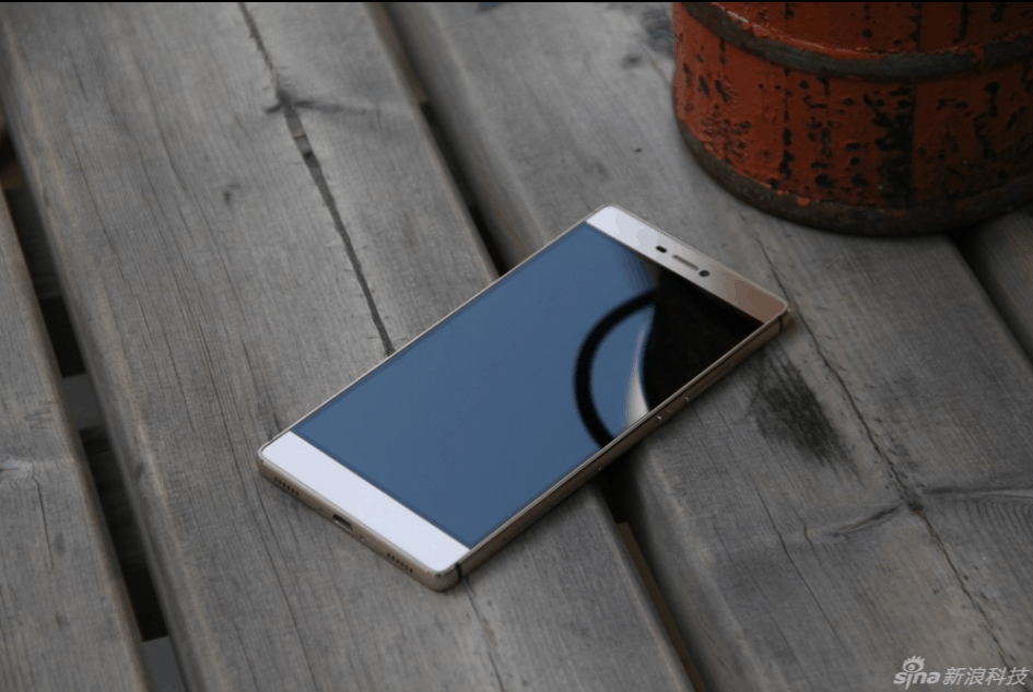 Huawei P8 unboxing and tour China_7