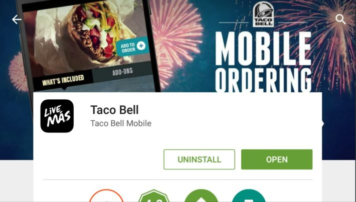 Mobile Apps Being Used By Fast Food Chains To Drive Sales And Increase Customer Service, Loyalty