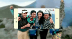 Images from ZTE Nubia Z9 television ad confirm bezel less design