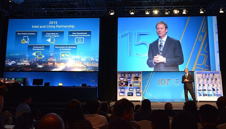 Intel press event Shenzen 2015_1