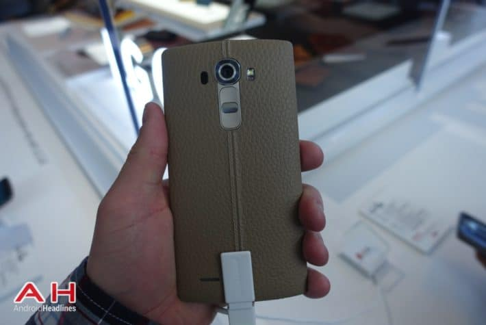 A Closer Look at the LG G4's Battery