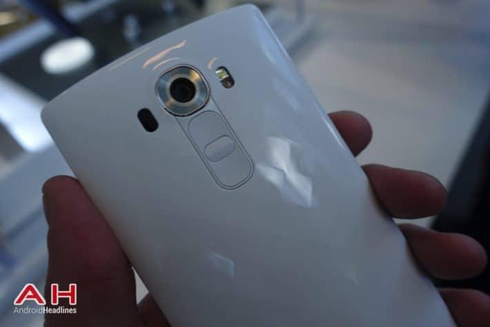 Three UK Will be First UK Network to Offer White Ceramic LG G4