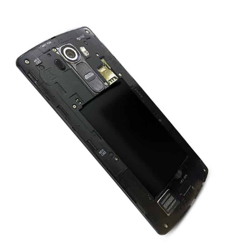 LG G4 Inside