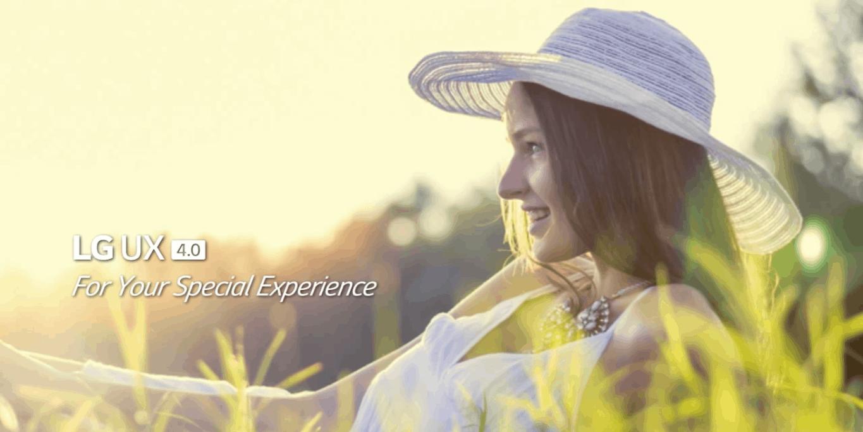 LG UX 4.0 introduction