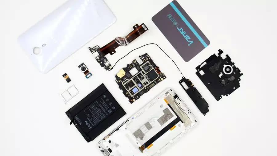 Letv One teardown_29
