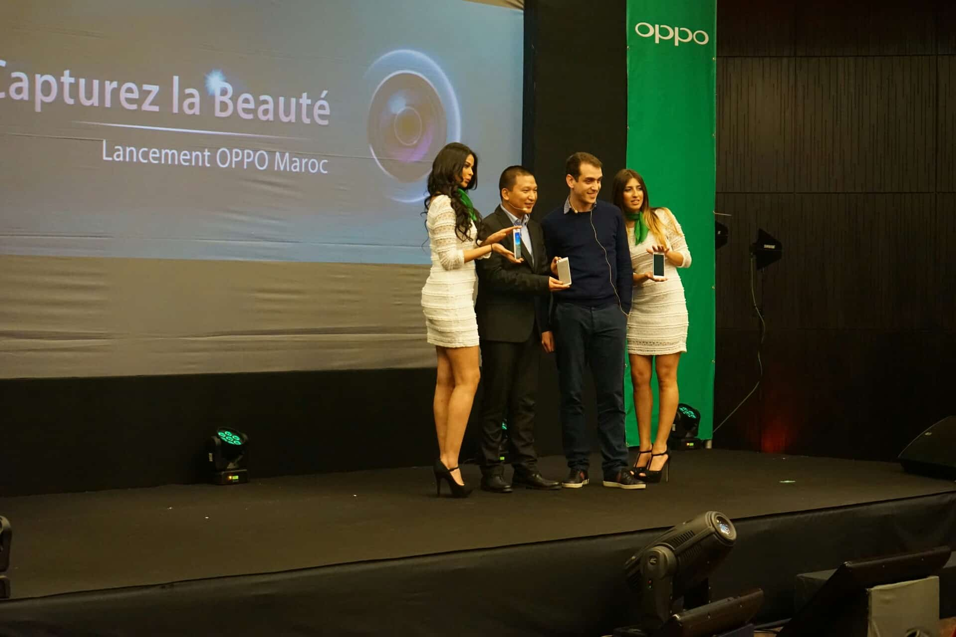 Oppo event in Morocco_2