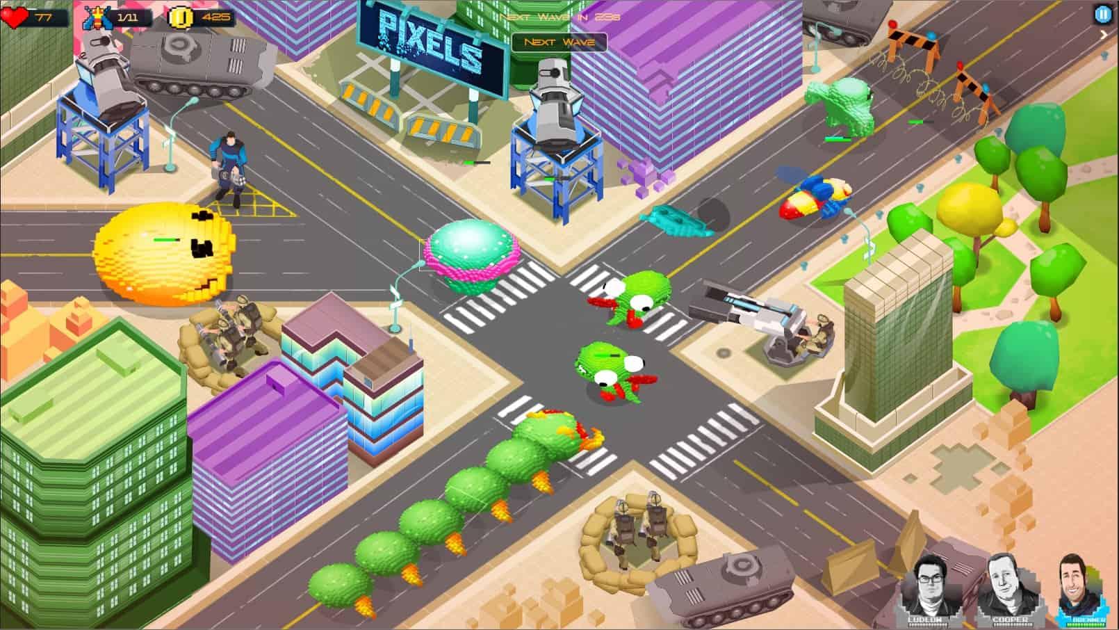 Pixel-Screenshot